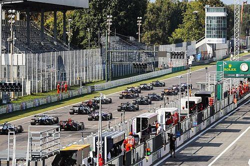 Гонка в Монце подтолкнула Ф1 вернуться к идее спринтов с реверсивной решеткой