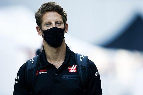 """Grosjean dicht bij F1-test Mercedes: """"Telefoontje van Wolff gehad"""""""