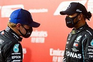Боттас не верит, что Mercedes прижимает его ради Хэмилтона