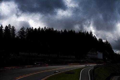 La F1 mira al cielo de Spa: ¿lluvia en el GP de Bélgica?
