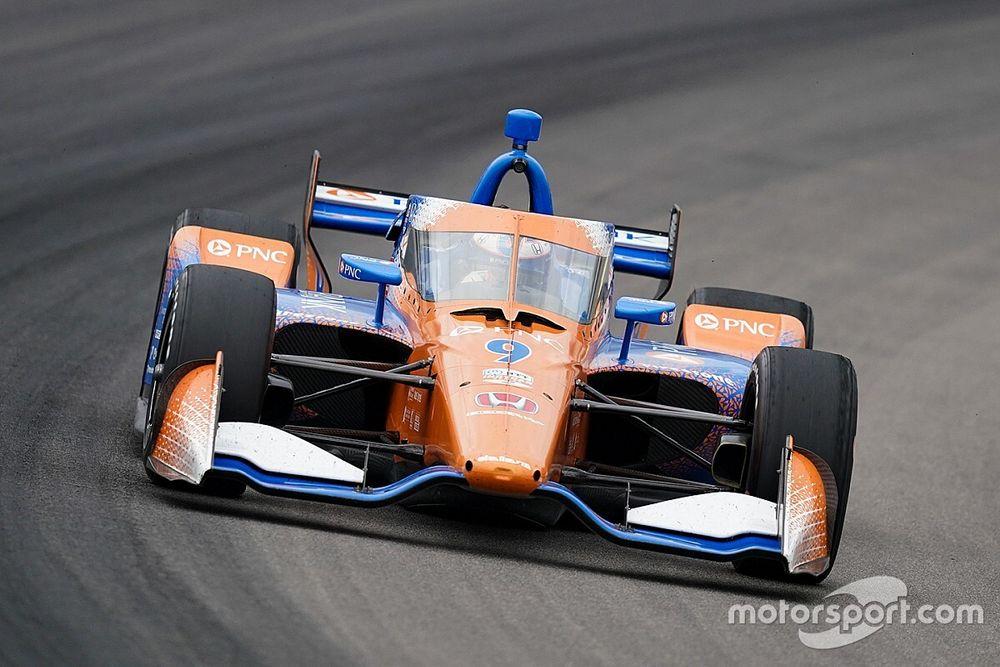 IndyCar, Gateway, Gara 1: Scott Dixon regola Takuma Sato