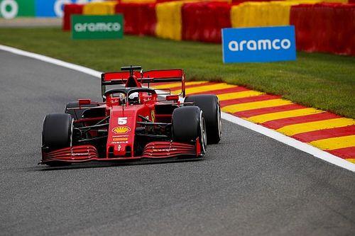 Strata nie zaskoczyła Vettela