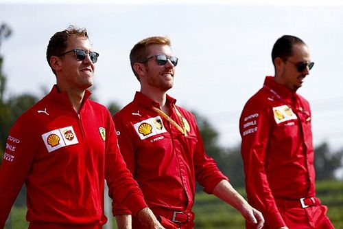 Ecclestone doradza Vettelowi