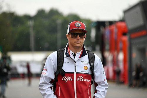 "Raikkonen glad FIA ""woke up"" regarding warning flag"