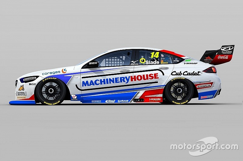 BJR unveils Jason Richards tribute livery for Pukekohe