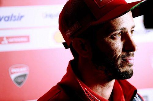 """Dovizioso: """"Marquez ha cambiato strategia e mette in crisi tutti"""""""
