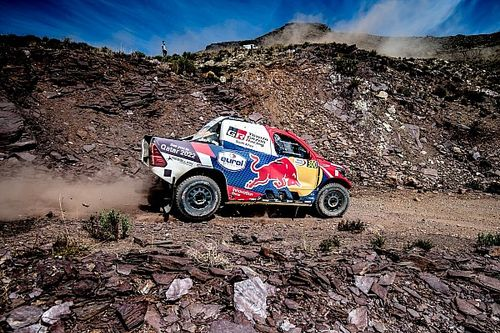 Morocco Rally: Al-Attiyah tops Stage 1, rocky start for Alonso