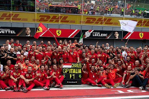 Internationale media over Ferrari (en Verstappen) in Italië