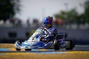 Travisanutto becomes two-time karting world champion