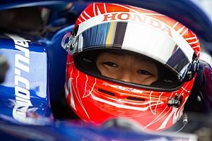 Matsushita: F1 graduation still in my hands