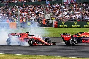 Overzicht: Vettel stijgt na Britse GP op strafpuntenlijst