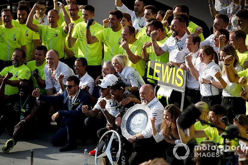 F1 2019 - Sezonun ilk yarısının ardından pilot performans puanları