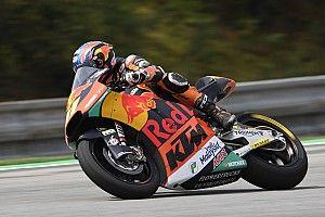 Moto2 Red Bull Ring: Binder zet de toon op vrijdag