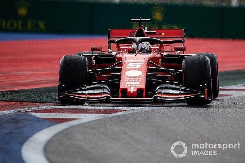 """Vettel n'a """"pas pu extraire le maximum absolu de la voiture"""""""