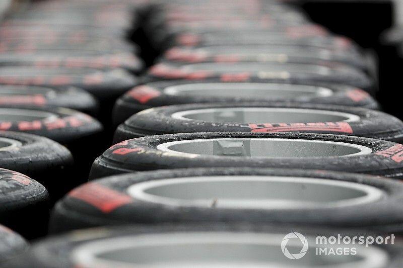 FIA-voorstel: vrije bandenkeuze top-tien vanaf 2020