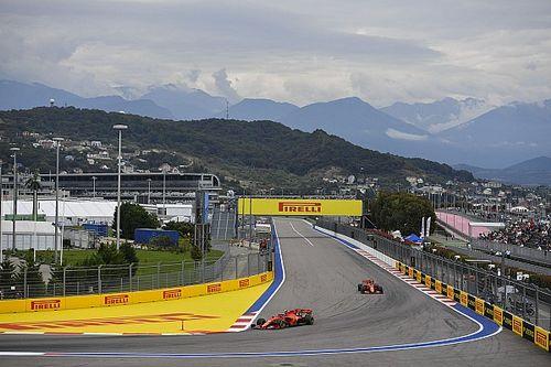 Veja como foi o treino classificatório para o GP da Rússia de F1