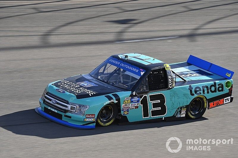 Ilmor recalls all engines used in Las Vegas Truck race