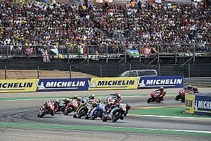 Cambios en los horarios del GP de Aragón de MotoGP