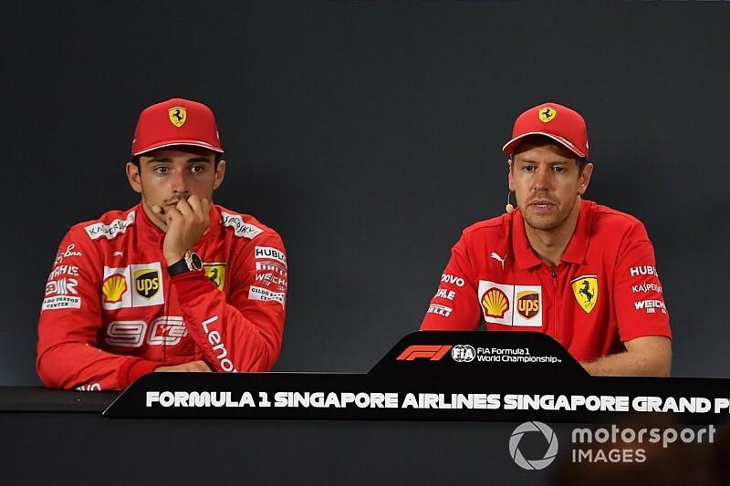 Vettel x Leclerc e resposta da Mercedes em jogo no GP da Rússia
