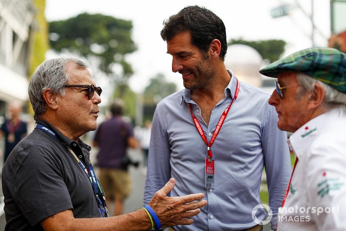 Webber vindt gehoopte seizoensstart in juli 'zeer optimistisch'