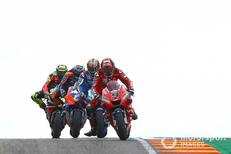 Campeonato: El ranking después del GP de Aragón