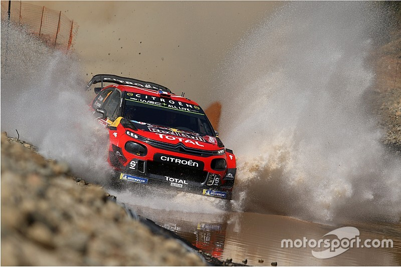 Citroën nie planuje WRC po 2021