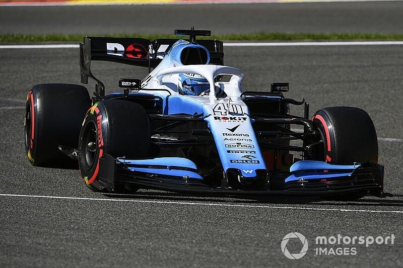 "Williams: Latifi and Kubica among ""handful"" of 2020 options"