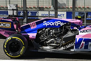 What was behind F1's new exhaust limit