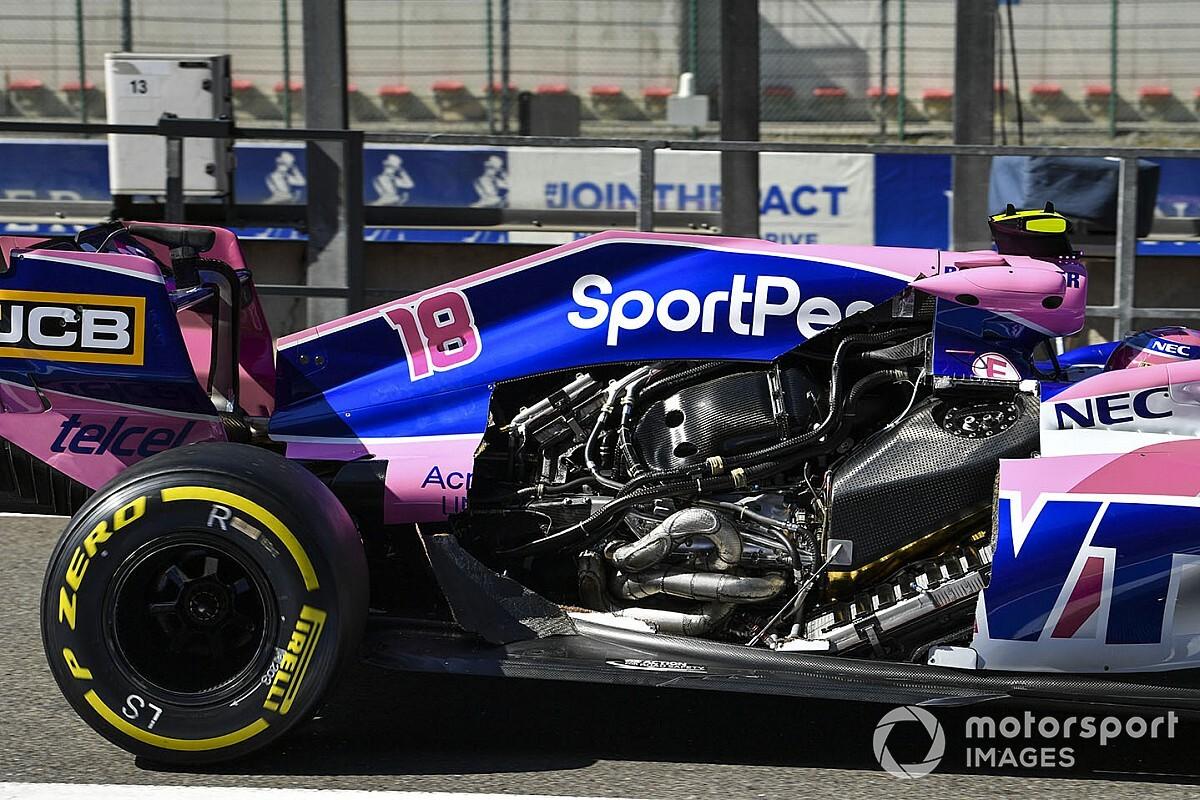 ¿Qué esconde el límite de la F1 en los escapes?