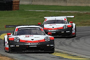 Poker Porsche per Le Mans, Makowiecki al posto di Pilet in IMSA