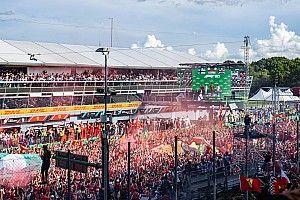 تمديد عقد جائزة إيطاليا الكبرى للفورمولا واحد بعامٍ إضافي حتّى 2025