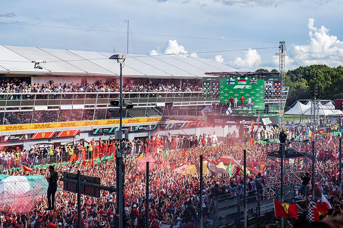 L'Autodromo di Monza si trasforma in un... drive in!