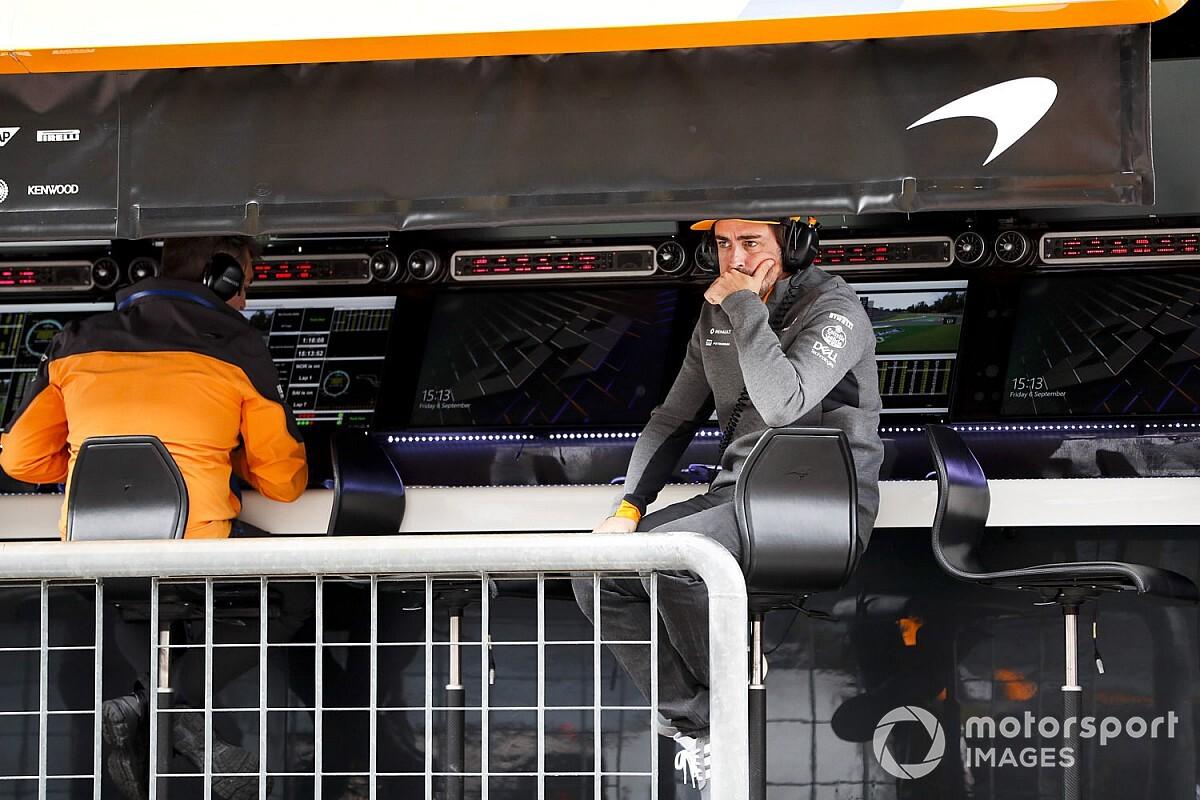 A McLaren-Mercedes sem jelenti Alonso visszatérését?