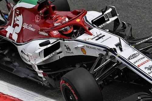 Raikkonen to take grid penalty after gearbox change