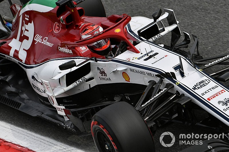Raikkonen to take grid penalty after gearbox change