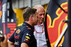 To nie Red Bull wskazuje na Ferrari