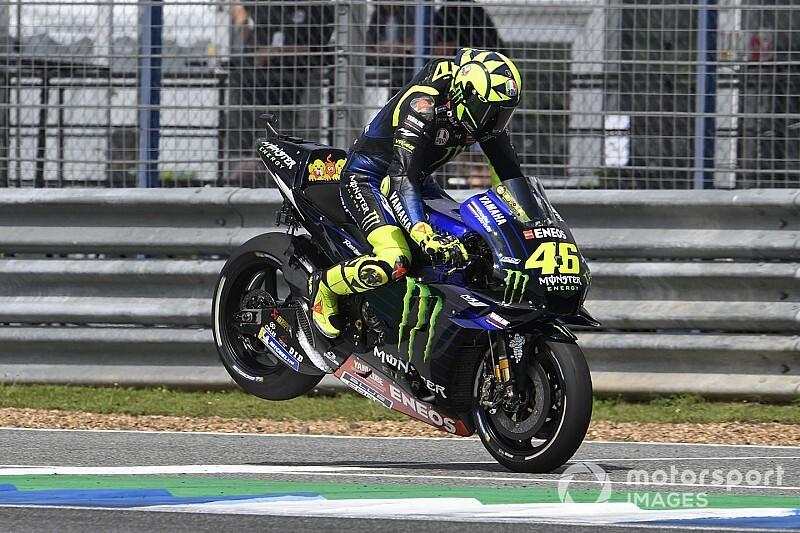 Rossi továbbra is szenved, ha a határon versenyez