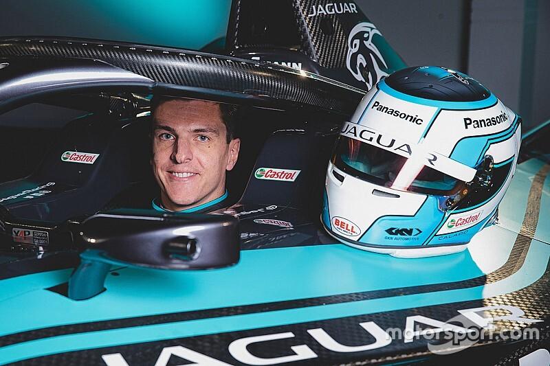 Calado completa la alineación de Jaguar en Fórmula E
