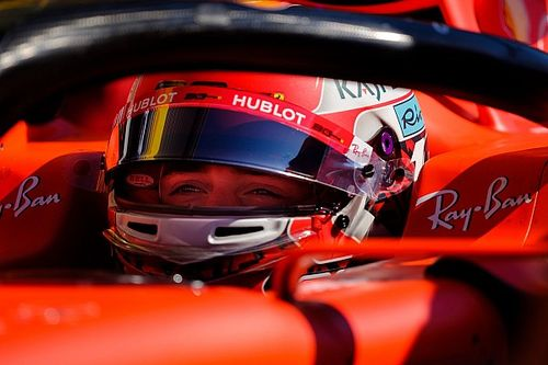 Leclerc hatalmas előnnyel nyerte a belga időmérőt Vettel és Hamilton előtt