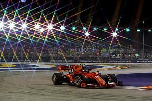 Acompanhe em Tempo Real o GP de Singapura de Fórmula 1
