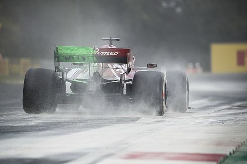 Diaporama : l'Alfa Romeo Racing au Grand Prix de Hongrie