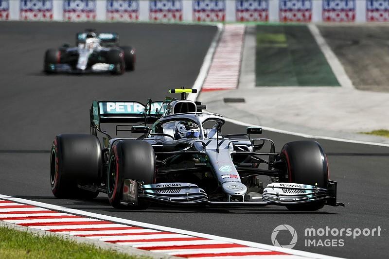 Mercedes heeft tijdens zomerstop doorgewerkt aan F1-krachtbron