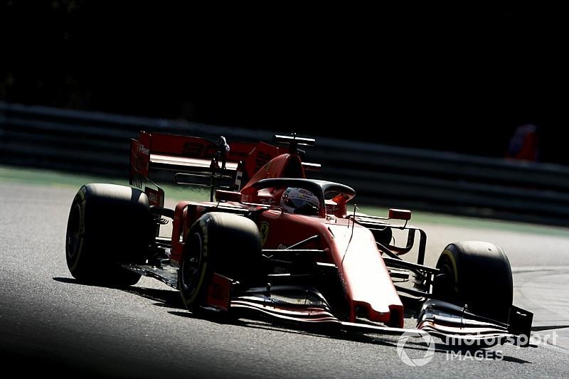 """Vettel: """"L'Eau Rouge resta qualcosa di unico"""""""