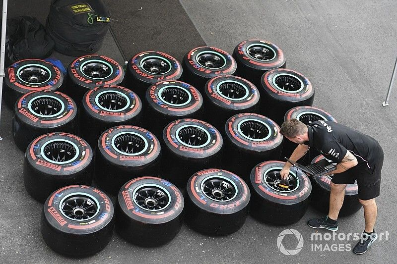 F1 poised for extra tyre test per Pirelli's request