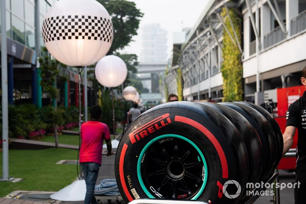 Pirelli se opone a la restricción del uso de neumáticos