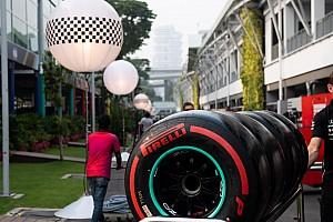 Mercedes и Ferrari заказали поровну мягких шин для ГП Мексики