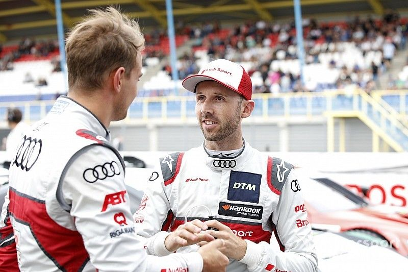 """Audi DTM title contenders deny """"high tension"""" claims"""