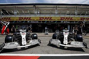 Mercedes perlihatkan livery spesial GP Jerman
