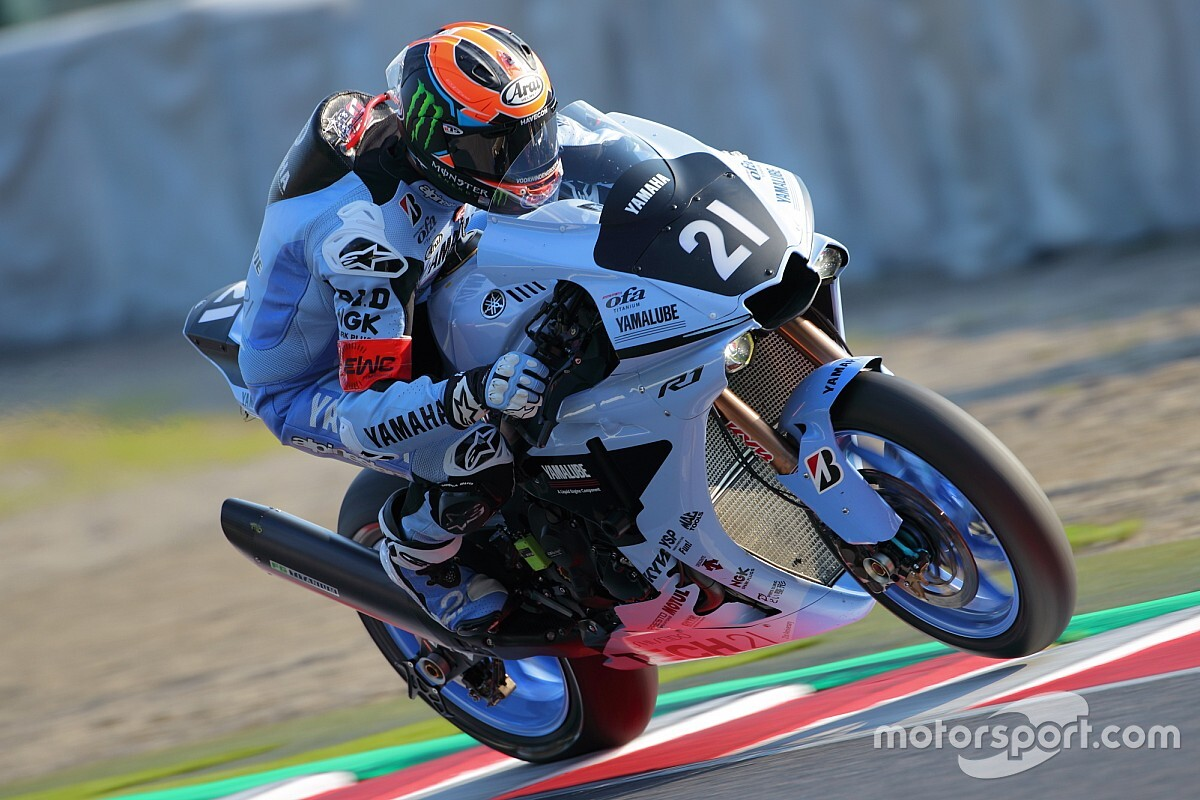 Suzuka 8 Hours: Yamaha pips Kawasaki to provisional pole