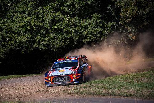 WRC, Rally Germania, PS16: Neuville riparte bene. Toyota controlla